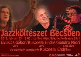 Jazzköltészet Bécsben 2.