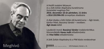 Zelk Zoltán-díj