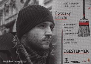 Potozky László a Studyban