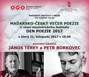 Költészet napja Prágában