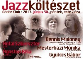 jazzköltészet júniusban