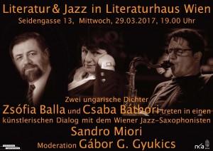Jazzköltészet Bécsben