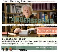 Hans-Henning Paetzke könyvbemutatója