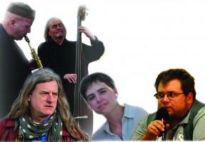 A Jazzköltészet napja a Három Hollóban