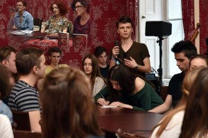 Irodalmi workshop