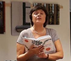 Irodalmi találkozó Frideczky Katalinnal