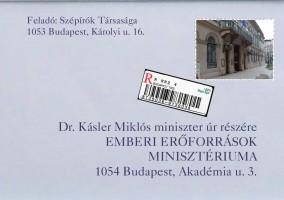 Levél a Miniszternek