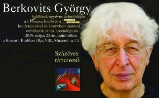 Berkovits Györgyre emlékezünk