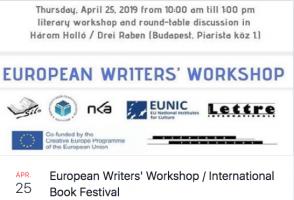 EUROPEAN WRITERS' WORKSHOP