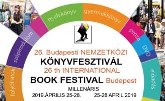 Könyvfesztivál, 2019