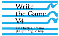 Write the Game V4