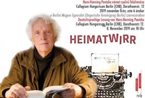 Német nyelvű felolvasás