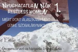 Miért pont Alaszkába