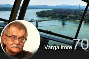Varga Imre 70