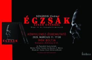 Szkárosi Endre: Égzsák
