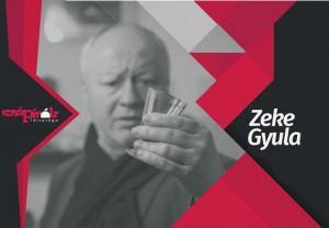 Irodalmi est Zeke Gyulával
