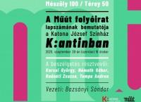 Mészöly 100 / Térey 50