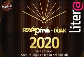 Szépíró-díjak, 2020