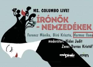 Ms. Columbo Live!