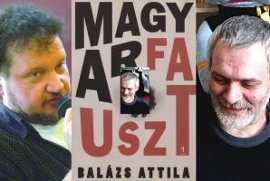 Balázs Attila kötetbemutatója